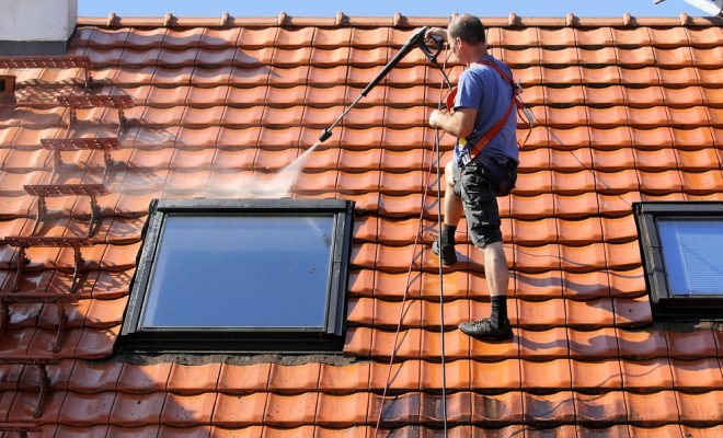 shutterstock Roof Skylight PW Cleaning